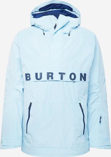 BURTON Athletic Jacket 'Frostner' in Navy / Light blue, Item view