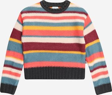 jauktas krāsas Boboli Džemperis