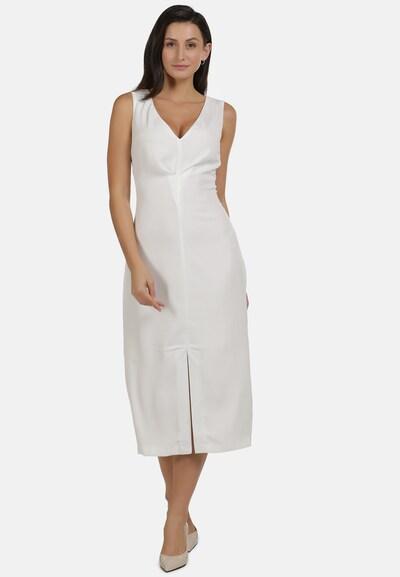 usha BLACK LABEL Kleid in wollweiß, Modelansicht