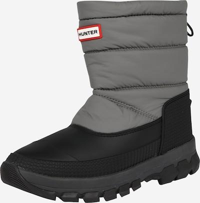 HUNTER Sniega apavi pelēks / meloņu / melns / balts, Preces skats