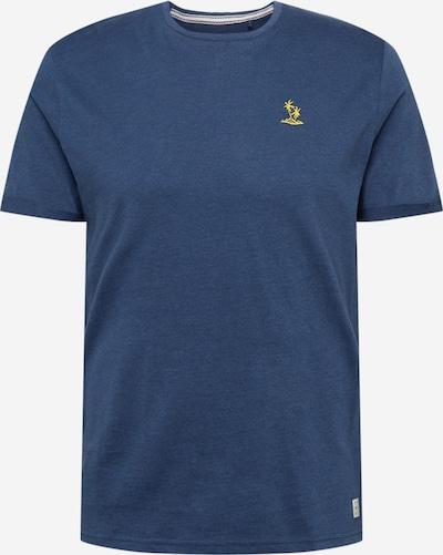 BLEND T-Shirt en bleu, Vue avec produit