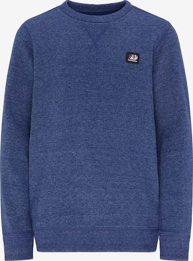 Petrol Industries Sweat-shirt en bleu: Vue de face