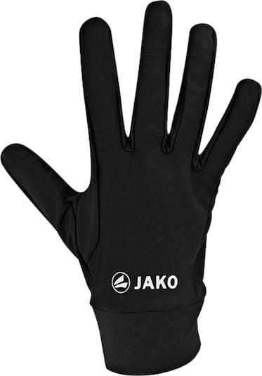 JAKO Handschuh in schwarz, Produktansicht