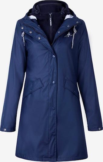 Dingy Rhythm Of The Rain Functionele jas in de kleur Blauw, Productweergave