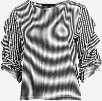 Someday T-Shirt in schwarz / weiß, Produktansicht