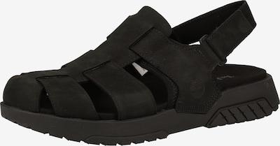 TIMBERLAND Sandalen in schwarz, Produktansicht