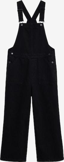 MANGO KIDS Latzhose 'Amber' in schwarz, Produktansicht
