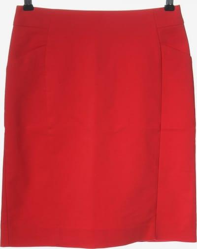 H&M Minirock in S in rot, Produktansicht