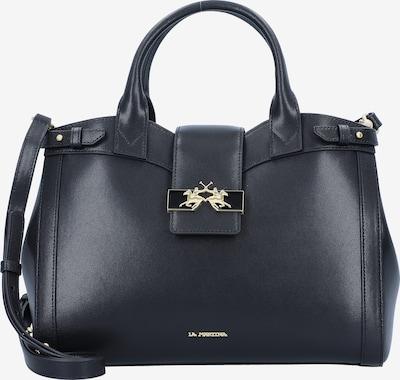 La Martina Handtasche in schwarz, Produktansicht