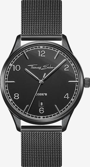 Thomas Sabo Uhr in schwarz, Produktansicht