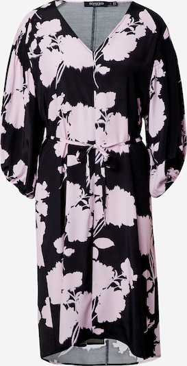 SOAKED IN LUXURY Robe 'Malinda' en rose / rose clair / noir, Vue avec produit
