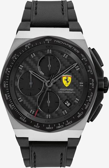 Scuderia Ferrari Uhr in mischfarben / schwarz, Produktansicht