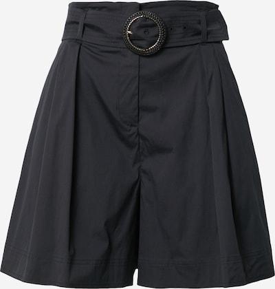 Klostuotos kelnės 'LIETO' iš Marella , spalva - juoda, Prekių apžvalga