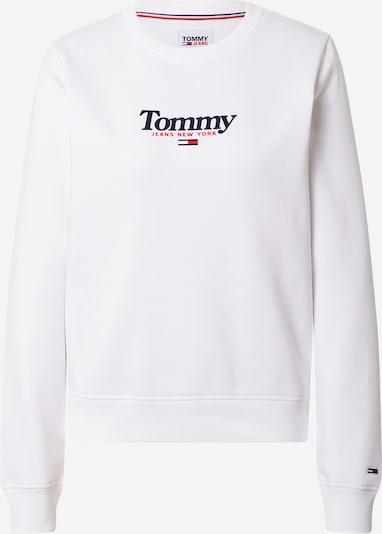 Tommy Jeans Sweatshirt in weiß, Produktansicht