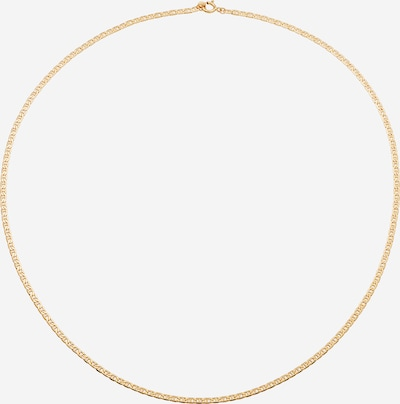 Pernille Corydon Jewellery Chaîne 'Therese' en or, Vue avec produit
