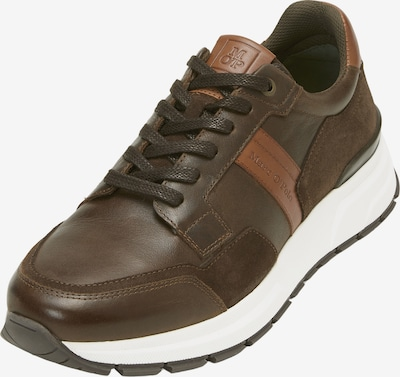 Marc O'Polo Sneaker in cognac / taupe, Produktansicht