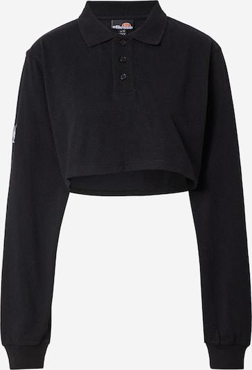 About You x Ellesse Shirt 'Giovani' in schwarz, Produktansicht