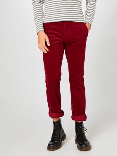 Pantaloni TOMMY HILFIGER di colore bordeaux, Visualizzazione modelli