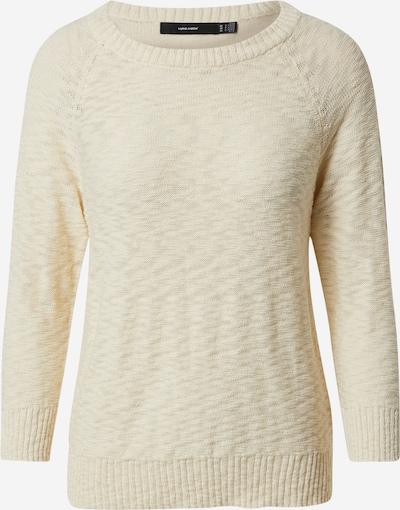 VERO MODA Пуловер в кремаво: Изглед отпред