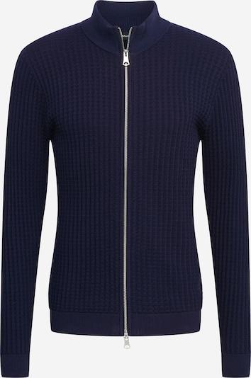 Matinique Gebreid vest 'Acardo' in de kleur Navy, Productweergave