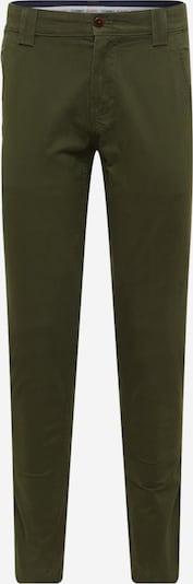 Tommy Jeans Παντελόνι τσίνο σε λαδί, Άποψη προϊόντος
