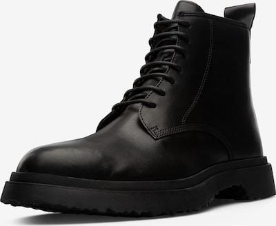CAMPER Μπότες με κορδόνια ' Walden ' σε μαύρο, Άποψη προϊόντος