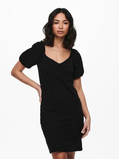 ONLY Vestido en negro, Vista del modelo