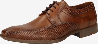 LLOYD Chaussure à lacets en marron, Vue avec produit