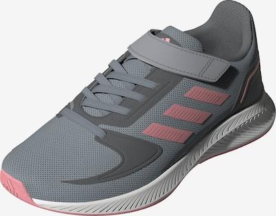 ADIDAS PERFORMANCE Sportschuh 'Runfalcon 2.0' in grau / altrosa, Produktansicht
