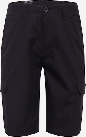 OAKLEY Παντελόνι φόρμας 'UTILITARIAN' σε μαύρο