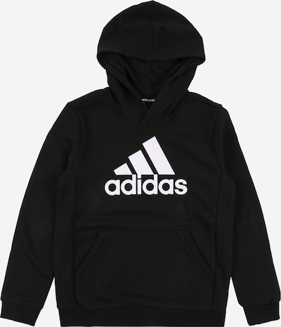 ADIDAS PERFORMANCE Sportief sweatshirt 'Must Have Batch Of Sport' in de kleur Zwart / Wit, Productweergave