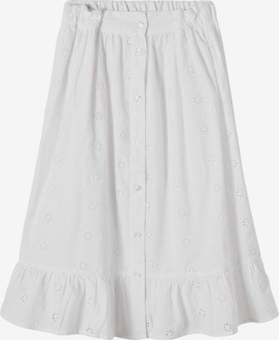 NAME IT Rok 'Dorita' in de kleur Wit, Productweergave