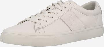 Polo Ralph Lauren Sneakers 'SAYER' in Beige
