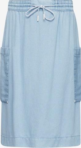 s.Oliver Skirt in Blue