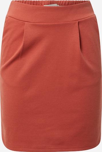 ICHI Rok 'KATE' in de kleur Pastelrood, Productweergave