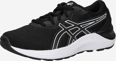 ASICS Sportschuh in schwarz / weiß, Produktansicht