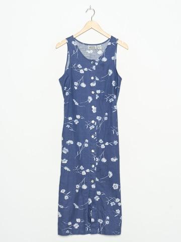 Lemon Grass Dress in M in Blue
