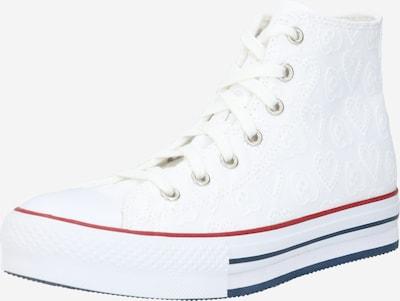 Sneaker CONVERSE di colore bianco, Visualizzazione prodotti