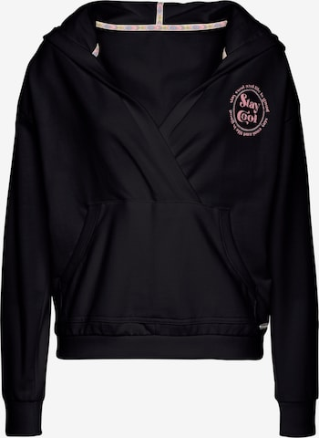 BUFFALO Sweatshirt in Black
