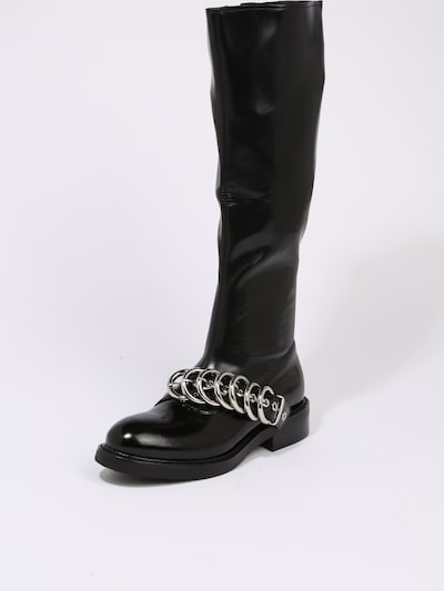 Jeffrey Campbell Boots 'BRITAIN' in Black, Item view