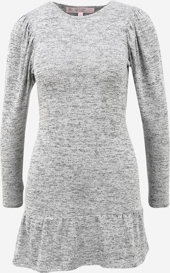 Miss Selfridge Robe en gris chiné, Vue avec produit