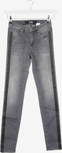 Karl Lagerfeld Jeans in 25 in dunkelgrau, Produktansicht