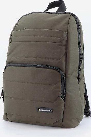 National Geographic Rucksack 'Pro' in khaki, Produktansicht