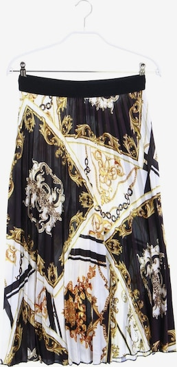 NEW COLLECTION Skirt in S-M in Black / White, Item view