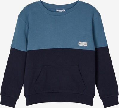NAME IT Bluza 'VALDOR' w kolorze granatowy / pastelowy niebieskim, Podgląd produktu
