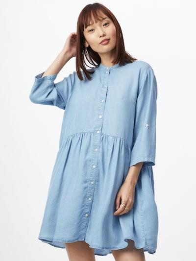 JACQUELINE de YONG Kleid 'Olivia Life' in blau, Modelansicht