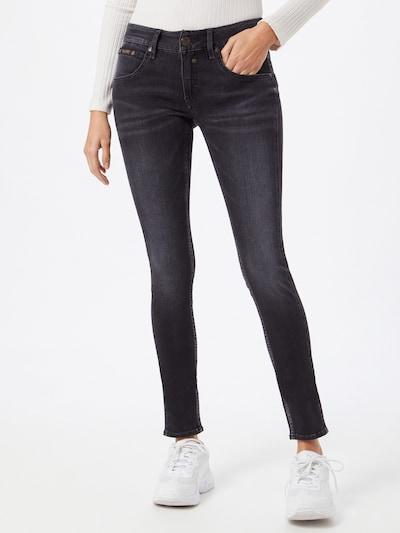 Herrlicher Jeans in black denim, Modelansicht