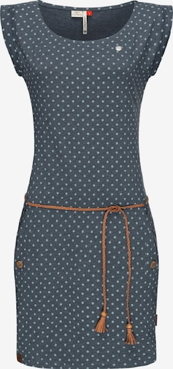 Ragwear Kleid in blau / hellblau, Produktansicht