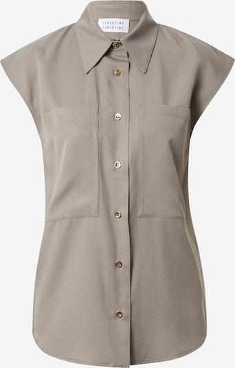 Libertine-Libertine Bluse 'Allure' in grau, Produktansicht