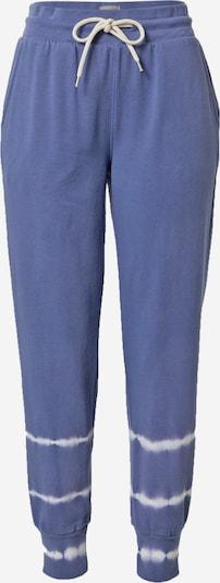 GAP Nohavice - modrosivá / biela, Produkt